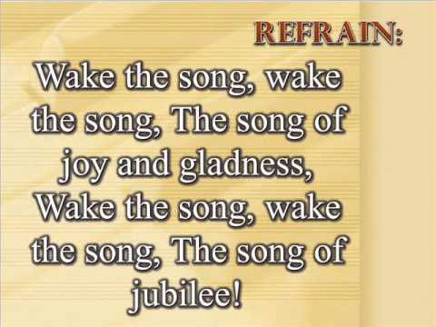 Wake the song