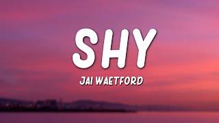 Download Jai Waetford - Shy // slowed (Lyrics)