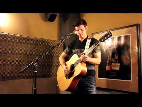 John Mayer - Wildfire (Cover By Jordan Sherman)