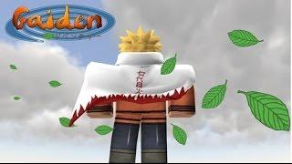 Gaiden Oa Roblox: A Ninja is born