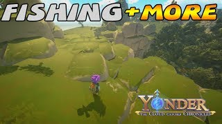 FISHING CHAMPION!!|Yonder : The Cloud Catcher Chronicles (3)
