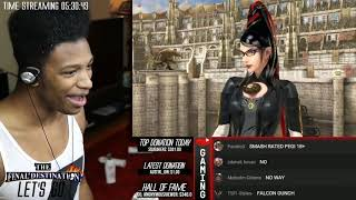 Bayonetta_CONFIRMED_FOR_SMASH..._AND_SHE_CAN_SLOW_DOWN_TIME.__ETIKA_REACTION!! (REUPLOADED)