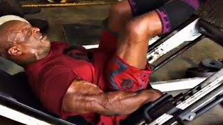 Ronnie Coleman is Back!
