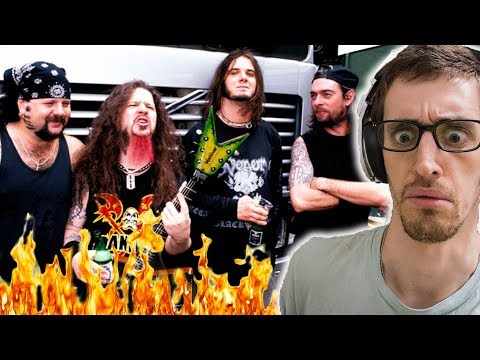 Hip-Hop Head's FIRST TIME Hearing PANTERA: Domination (Live) REACTION
