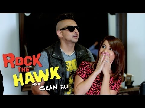 Rock The Hawk With Sean Paul Interview With Krystal Bee