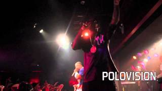 "FABOLOUS F TROY AVE ""ONLY LIFE I KNOW"" LIVE AT BB KINGS (POLOVISION)"