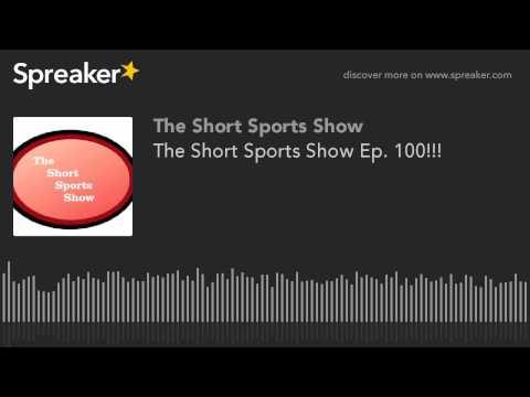 The Short Sports Show Ep. 100 (49ers, NBA Finals, NFL News)