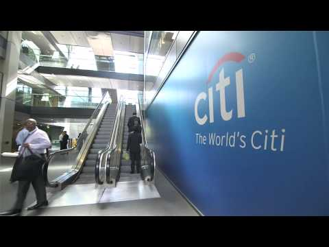Citi: Euromoney Editor Clive Horwood on Citi as Global Bank of the Year 2015