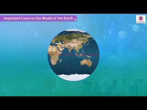 The Earth - Globe & Maps | Important Uses of Globe | Periwinkle