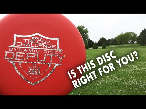 Is This Disc Right for You? Dynamic Discs Deputy