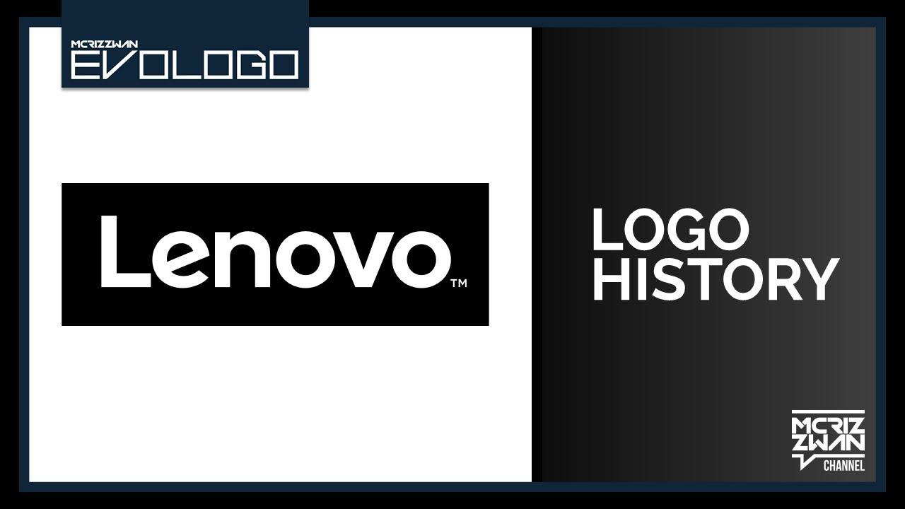 Lenovo Logo: Evologo [Evolution Of Logo] - YouTube