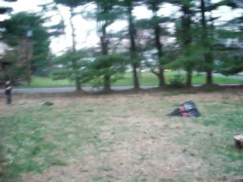 Gravedigger Rc Car Backflip
