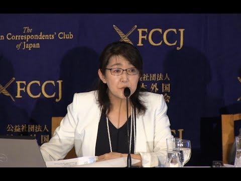 "Touko Shirakawa: ""Preparing Japan's workplace of the future"""