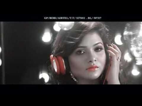 Download Shudhu Tor Jonno Bangla Music Video By Belal khan & Upoma HD 720p BDmusic23 Com