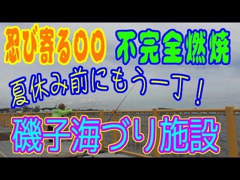 釣り動画ロマンを求めて 264釣目(磯子海づり施設)