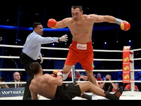 Klitschko Fury Highlights
