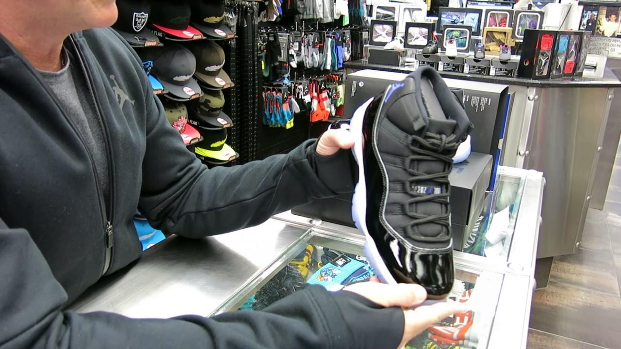7fd1791de645fd Nike Air Jordan 11 Retro Space Jams