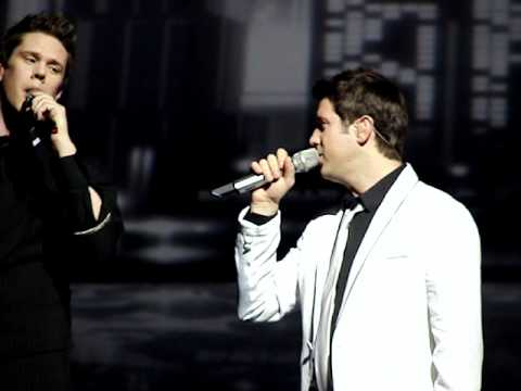 Il divo senza catene unchained melody youtube - Il divo unchained melody ...