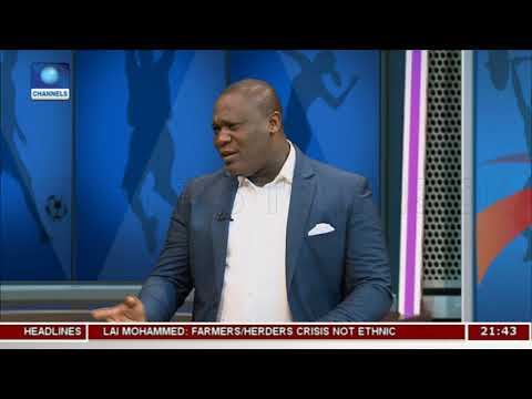 Discussing Nigeria National League Fixtures | Sports Tonight |