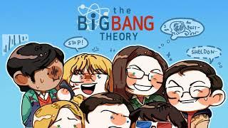 빅뱅이론 스피드 드로잉 (the bigbang theory speed drawing)   오늘도 장주는 02…