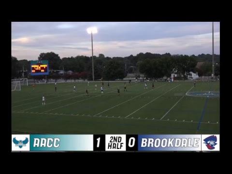 WSOC: Riverhawks vs. Brookdale Community College Jersey Blues 9/22/2017