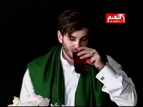 Sayd Ali Alhakeem Interview/recitation at Al-Naeem TV in Iraq for Birth of Imam Hasan a.s.