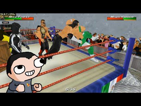 Wrestling revolution 3d career mode s2 ep 23 youtube