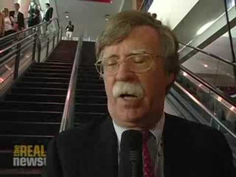 Bolton suggests Israel will attack Iran