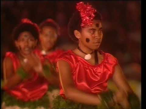 2003 South Pacific Games Opening Ceremony 12 [ACS & QV Meke ] - Fiji