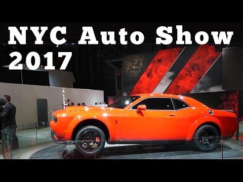 NYIAS 2017: Regular Car Reviews