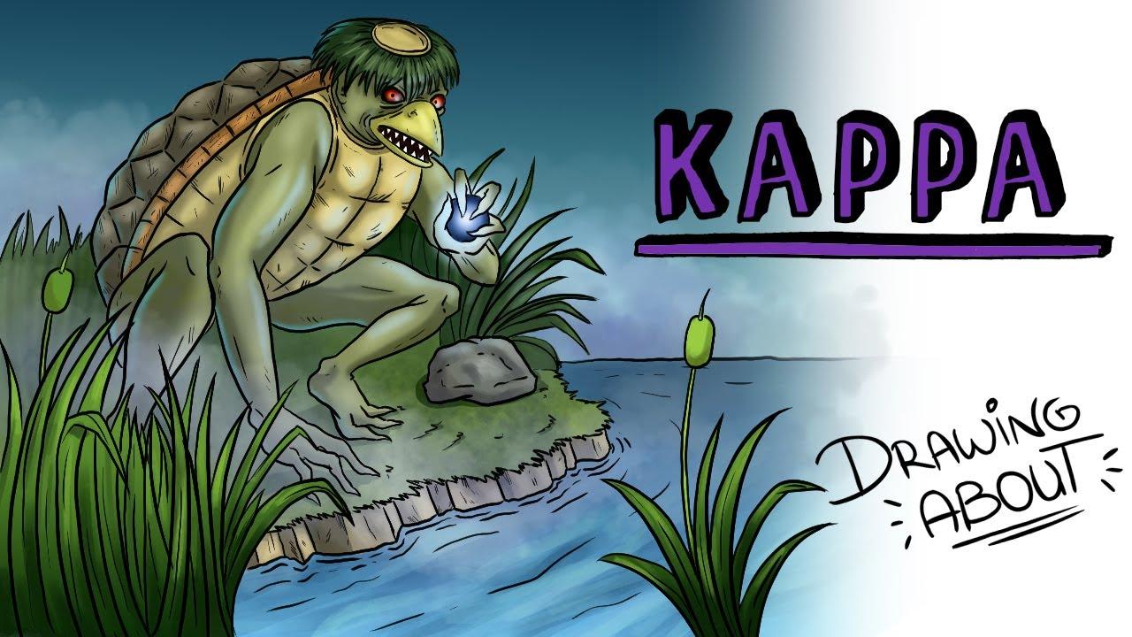 LOS KAPPA, DEMONIOS JAPONESES DEL AGUA | Draw My Life