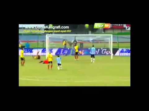 COLOMBIA 1-2 ARGENTINA. All Highlights World Cup 2014 Qualification. 15 Nov 2011