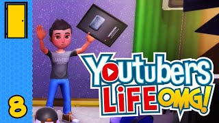 A Big Silver Button | Youtubers Life - Part 8
