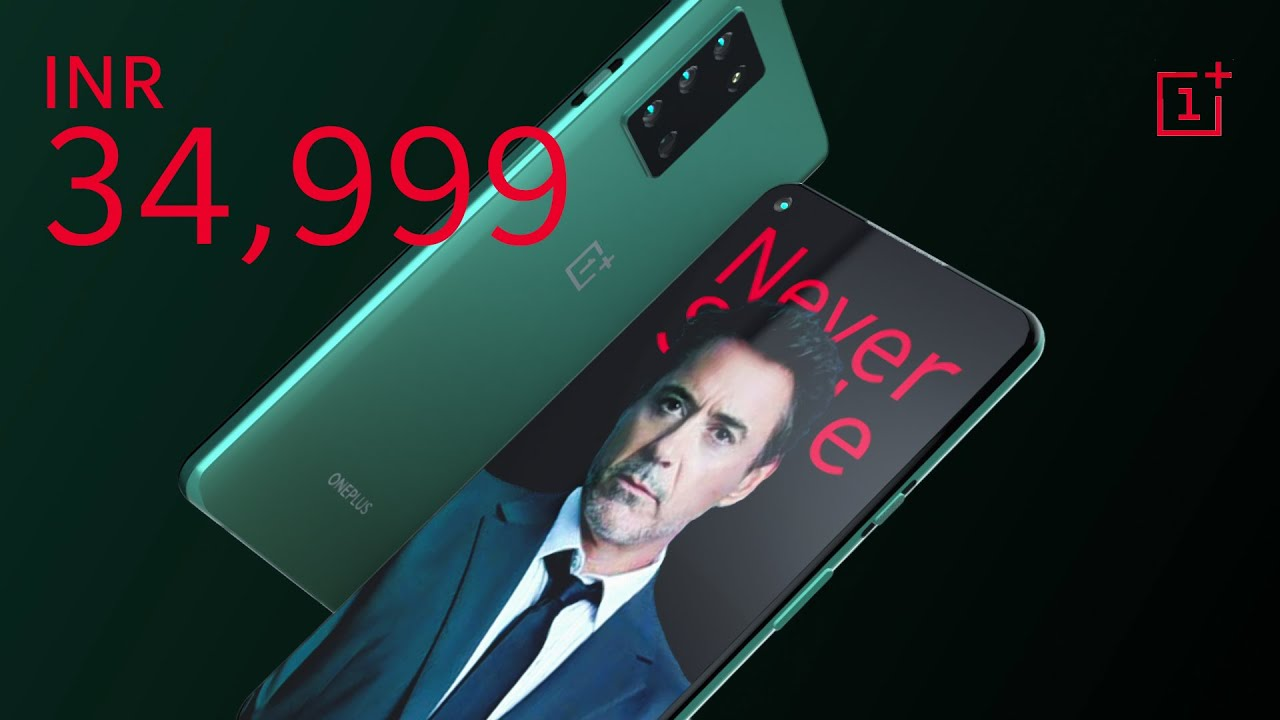 OnePlus 8T -  Ultra Stops at Nothing