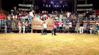 Pequeño Tom de Tetecala Aves de Hierro vs Prostipirugolfo R. 3 compadres en Sta. M. Huazolotitlan