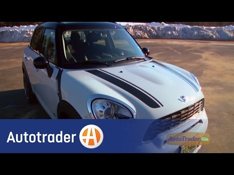 2011 Mini Cooper Countryman - AutoTrader New Car Review