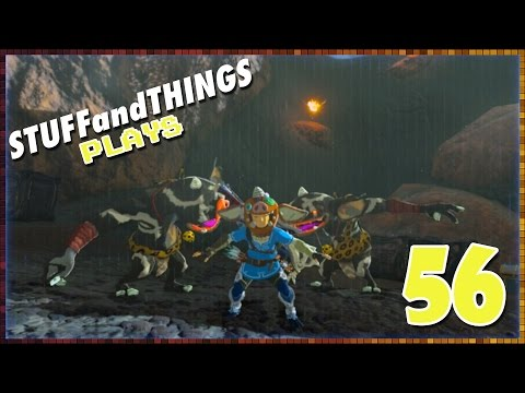 BREATH OF THE WILD: Best Vacation Ever - Part 56 - STUFFandTHINGS Plays...