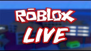 🔴 ROBLOX live playing with subscribers 🔴 Vid 1
