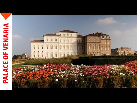 Palace of Venaria Turin Italy - video 4K - Blulight Ambassador of Art (Italia)