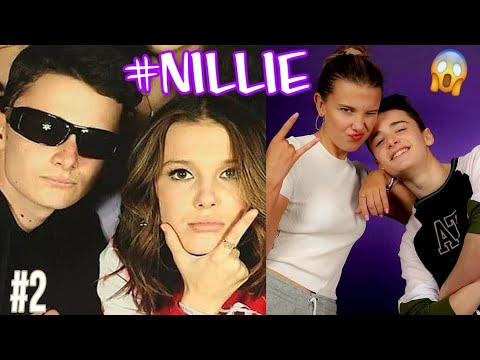 Millie Bobby Brown And Noah Schnapp - Cute Moments | #NILLIE | PART 2