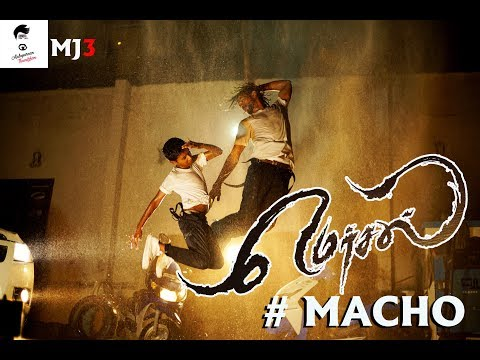 Official Mersal - Macho song cover by mj3 dance factory