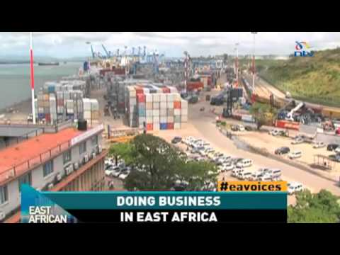 East African Voices Episode 10  Doing business in East Africa