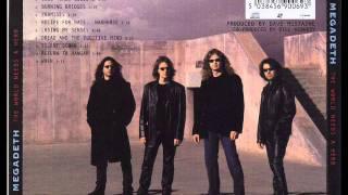 Megadeth - Silent Scorn (HQ)