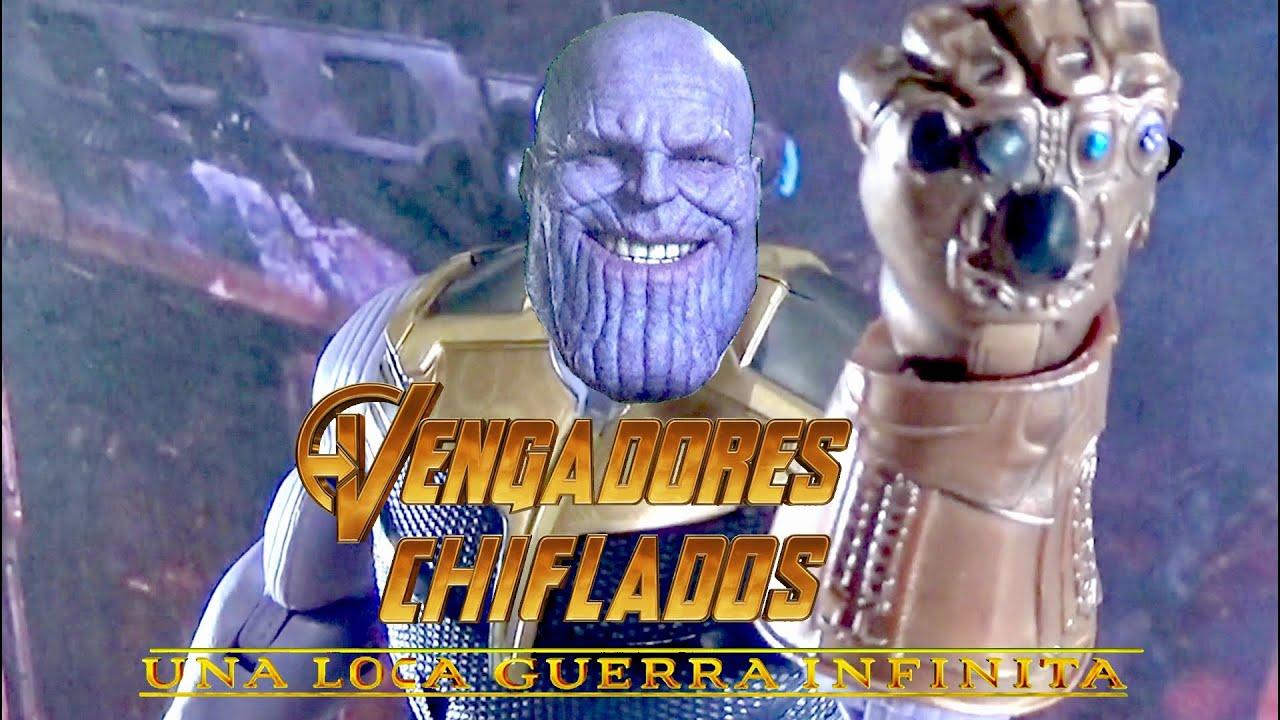 Download Vengadores Chiflados: Una Loca Guerra Infinita (1/9)