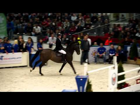 Felix Hassmann HORSE GYM'S KIRA | Speed and Music 1 miejsce | Cavaliada Poznań 2013