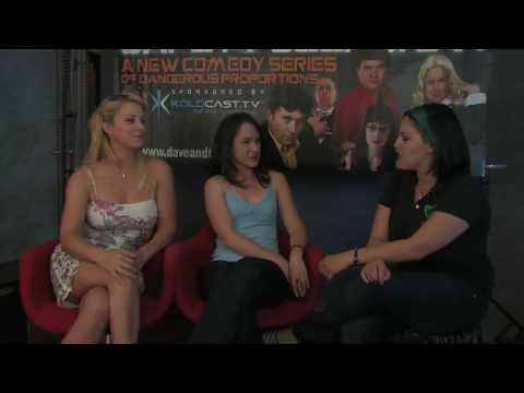 Nerd Girl Sidney interviews Brittney Powell & Mary Cseh from Safety Geeks: SVI Part2