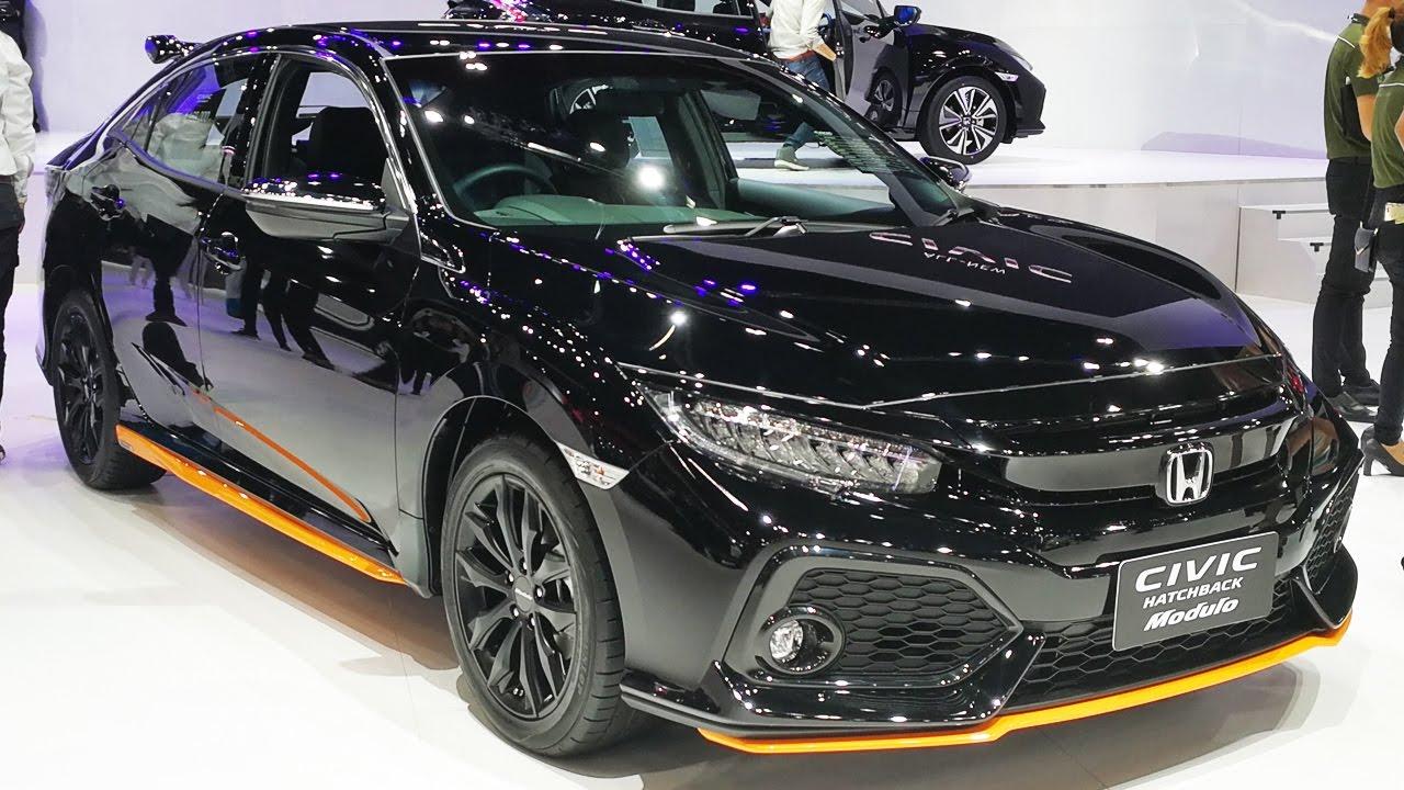 Honda city modulo 2018 black