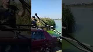 Багажник для лодки.