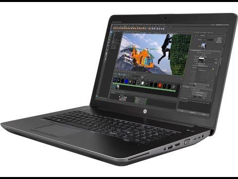 Đánh Giá Laptop HP Zbook 17 Workstation Sức Mạnh Đồ Hoạ Đáng Nể