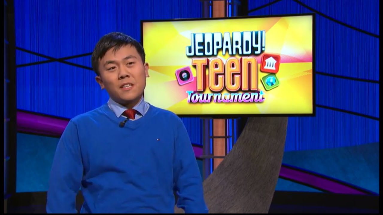 Jeopardy Teen Tournament Winner 44